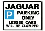 JAGUAR Large Metal_Sign for s e type x xj xk v8 v6 3.0